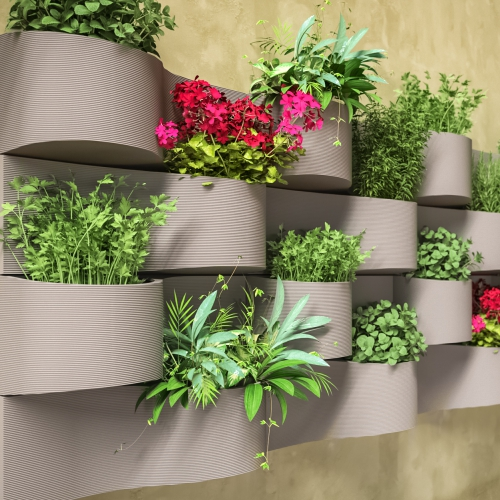 Linea Wall Planter
