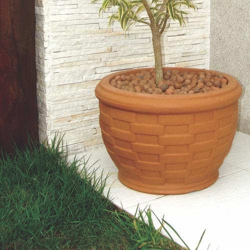 Round Basket Weave