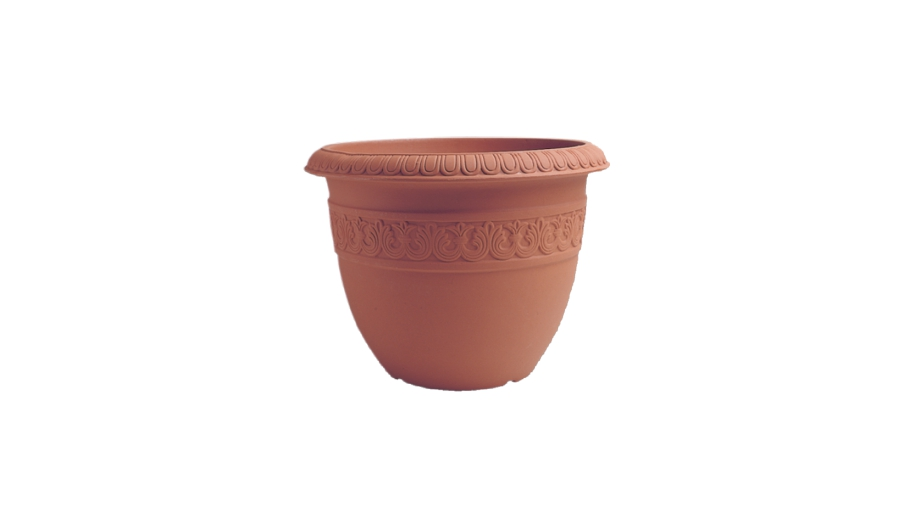 Round Planter Shell Design