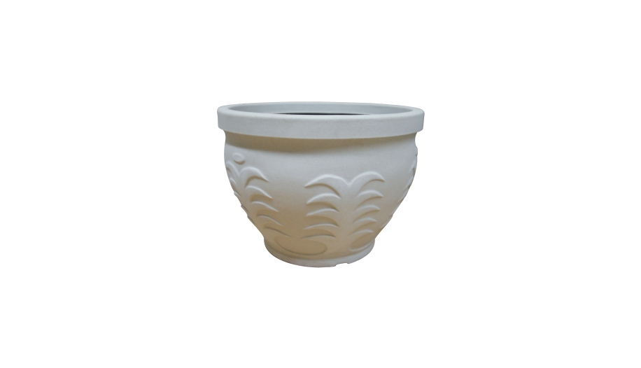 Wave Bell Planter