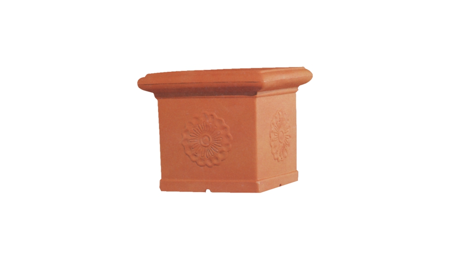 Square Rose Planter