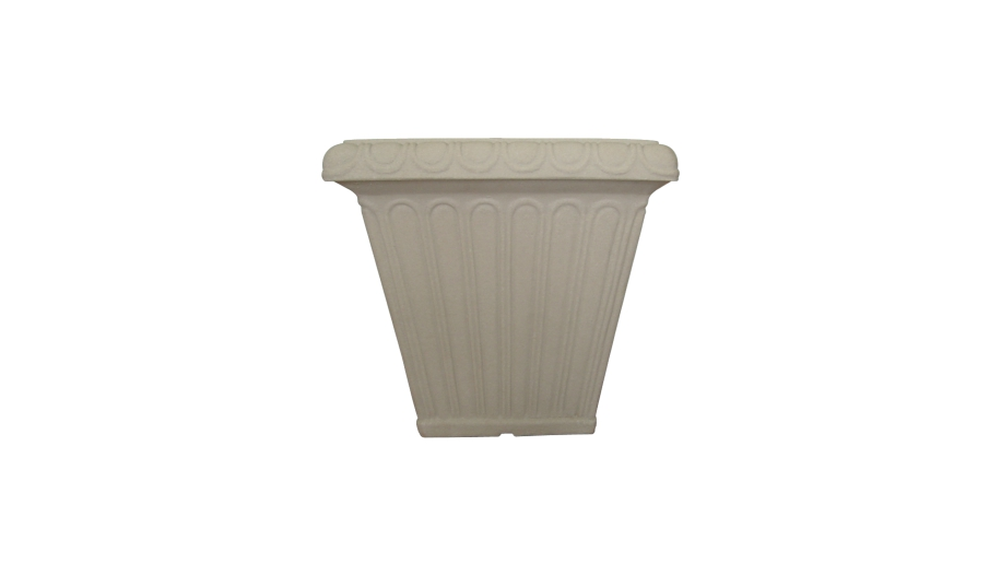 Square Shell Planter